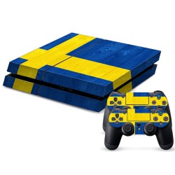 Playstation 4 Skin Sverige