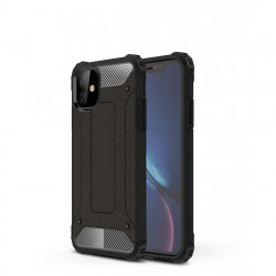 iPhone 11 Pansar Skal Svart